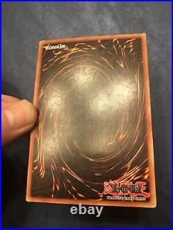 Yugioh! Monster Reborn LOB-118 1st Edition Ultra Rare NA English Wavy Print