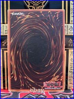 Yugioh! Monster Reborn Ultra Rare 1st Edition LOB-118 Lightly Played