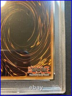 Yugioh PSA 9 Dark Magician Of Chaos IOC-065 1st Edition Ultra Rare English