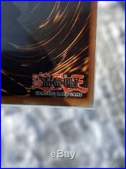 Yugioh Red Eyes Black Dragon Lob-070 1st Edition English