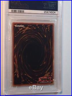 Yugioh Right Arm Of The Forbidden One LOB-122 1st Edition Print PSA 10 GEM TCG