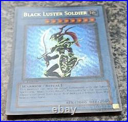 Yugioh SYE-024 Black Luster Soldier 1st Edition Ultra Rare