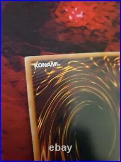 Yugioh Stardust Dragon TDGS-EN040 1st Edition Ultra Rare Near Mint