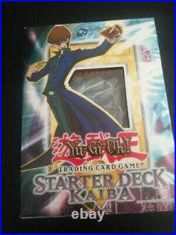 Yugioh Starter Deck Kaiba Unlimited Edition New Factory Sealed