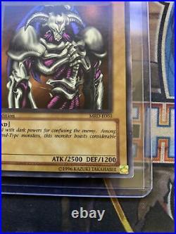 Yugioh Summoned Skull 1st Edition MRD-E003 Ultra Rare