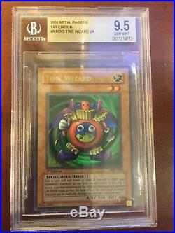 Yugioh- Time Wizard MRD-065 -1st Edition- Ultra Rare