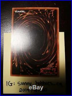 Yugioh Ultra Rare NA 1st Edition SDK 001 Blue Eyes White Dragon NM