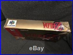Zelda Ocarina Of Time Brazil Big Box Limited Edition! Ultra Rare! Holy Grail